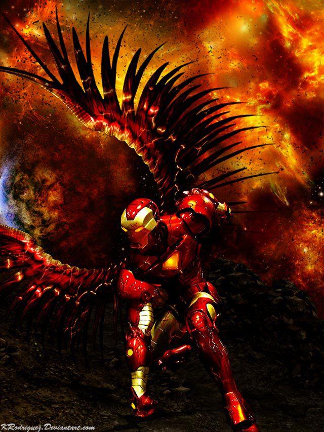 avengers Earths End digital artwork