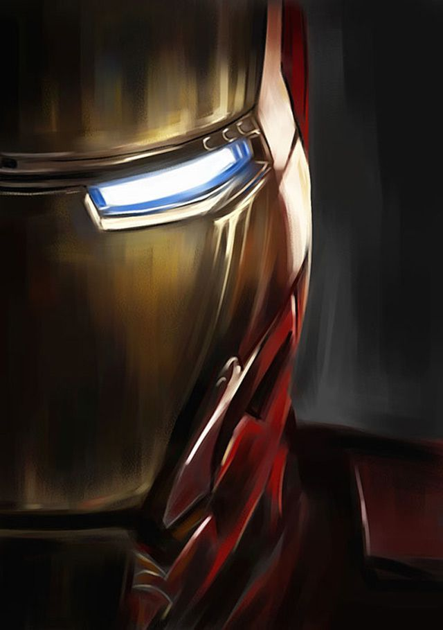 avengers Iron Man by Mmark digital artwork