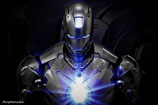 avengers IronMan MK digital artwork