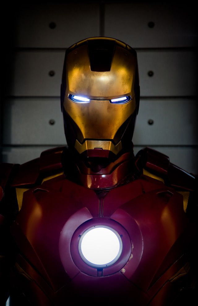 marvel I Am Iron Man digital artwork