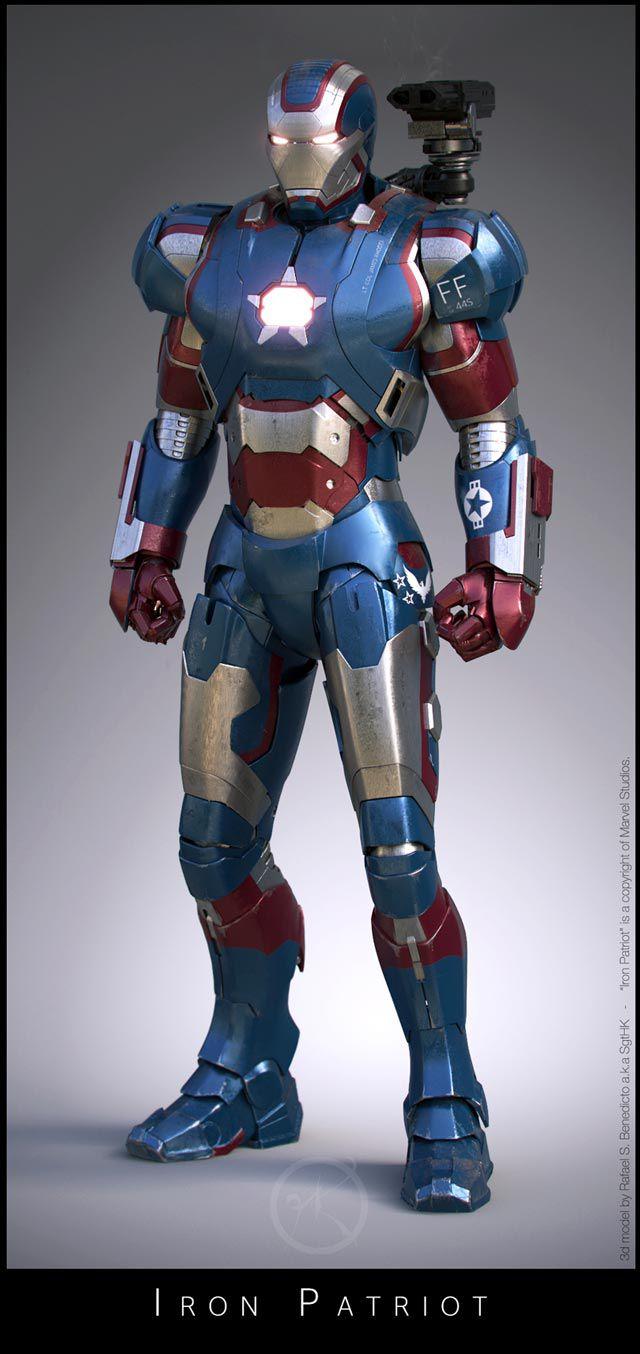 avengers digital Cool Iron Man Artwork