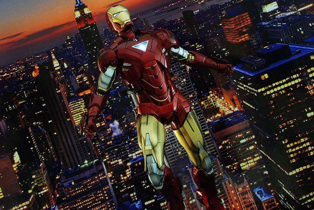 avengers Hot Toys Iron Man Mark digital artwork