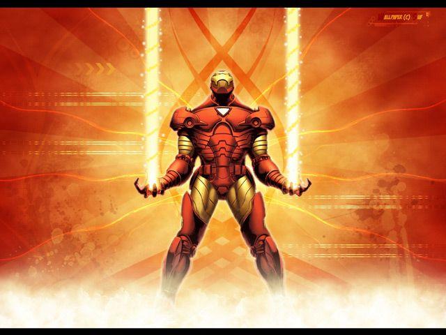 avengers IronMan by Jksuf digital artwork