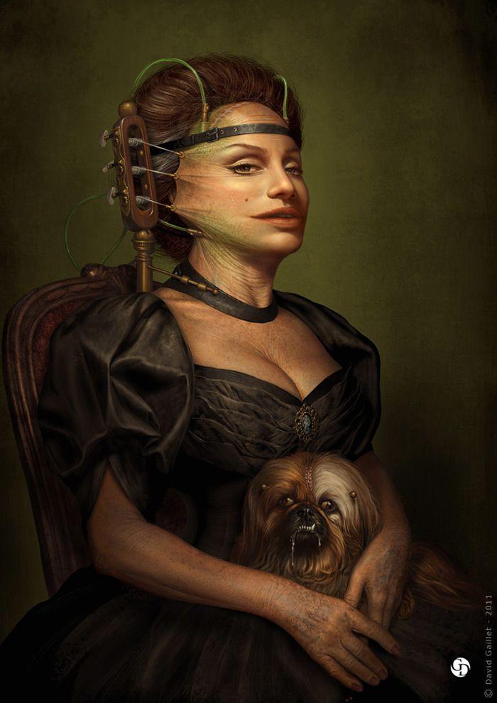 Baroness Frankenstein Digital Gallery
