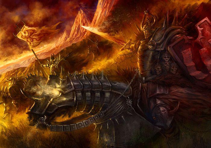 Doom Warriors Digital Gallery