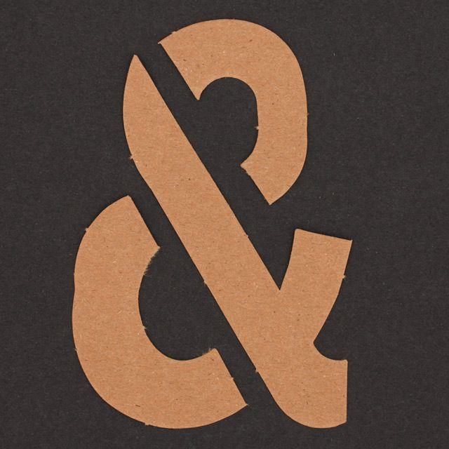 Stencil Ampersand