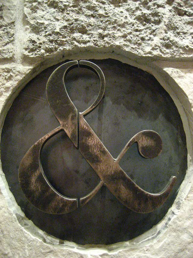 Ampersand of Ampersand