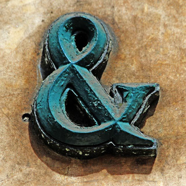 Norwich Ampersand