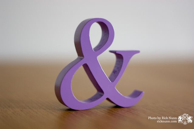 Bad Ass Ampersand