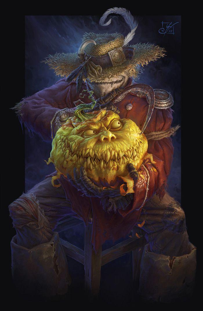 Scarecrow Digital Gallery
