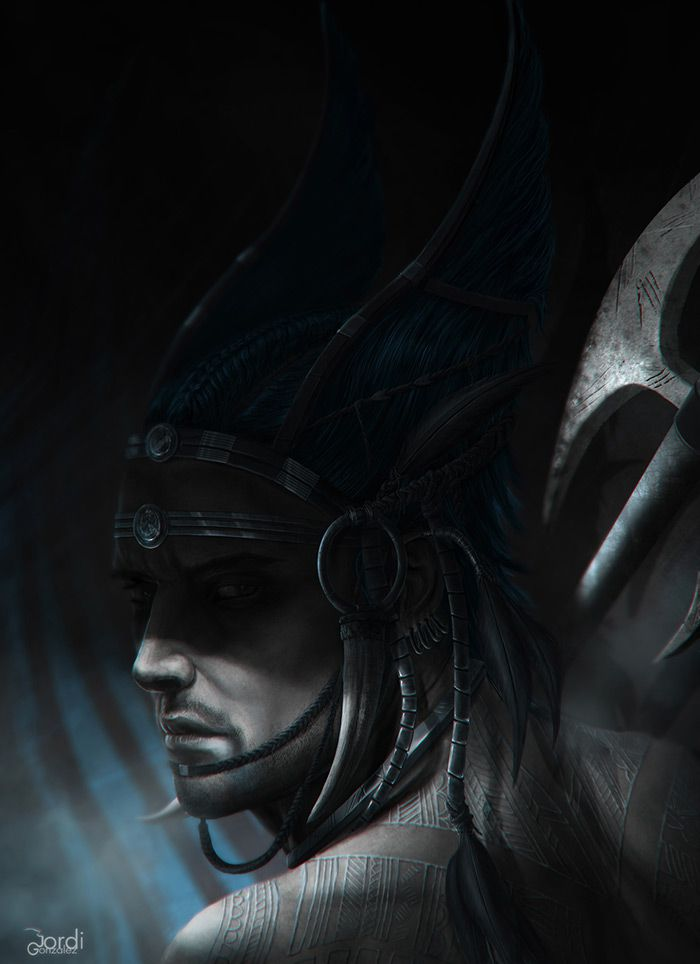 Warrior Digital Gallery