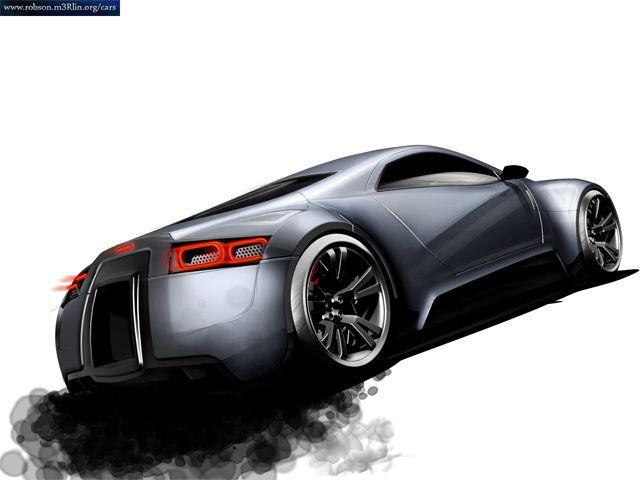 Audi R Zero cars inspiration