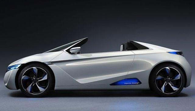 Honda EV STER Concept Car