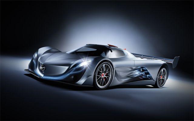 Mazda Furai cars inspiration