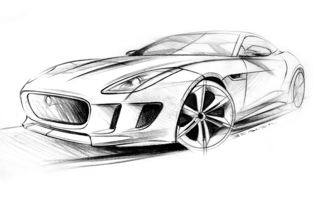 Jaguar C-X16 cars inspiration