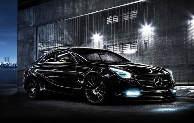 Mercedes Benz CLS cars designers