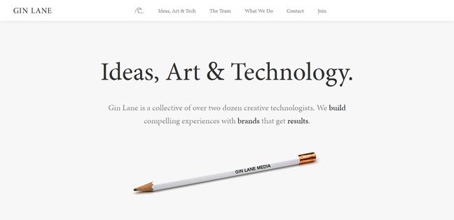 30 Clean Web Design Agency Websites for Inspiration