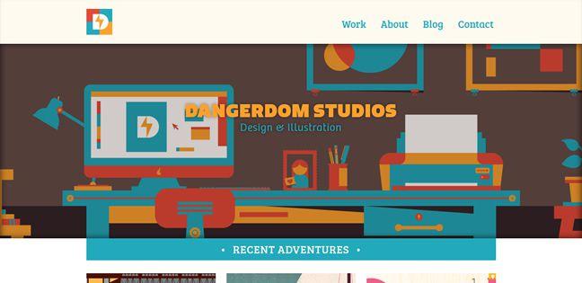DangerDom Studios Design Company