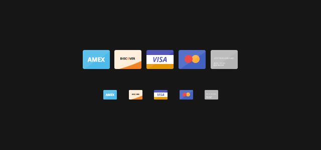 Flat Credit Cards