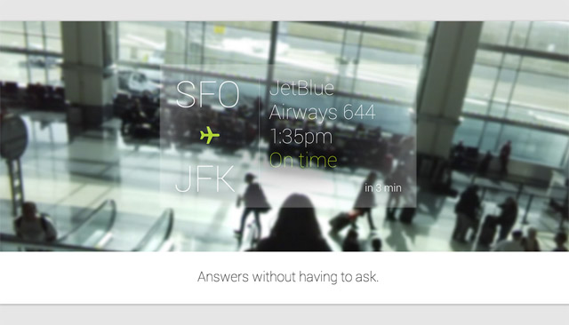 Google Glass Screenshot Product Pages