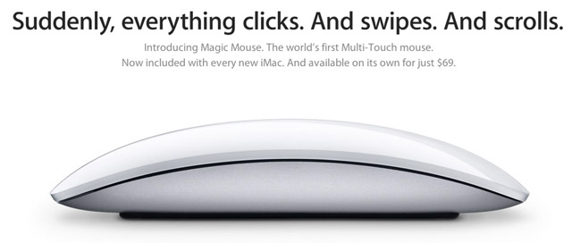Magic Mouse Screenshot