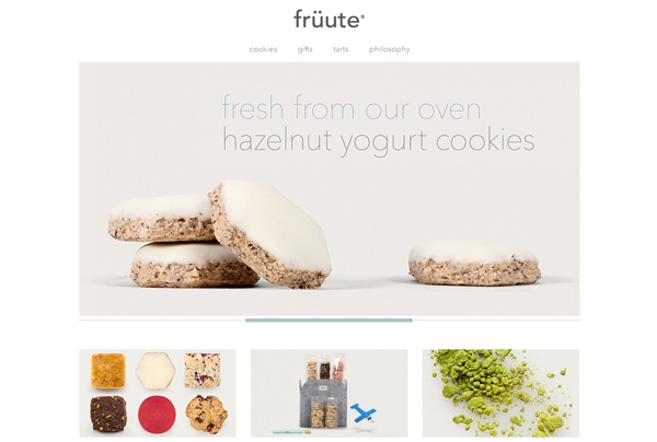 Fruute - Washed Out/ Pastel Web Inspiration