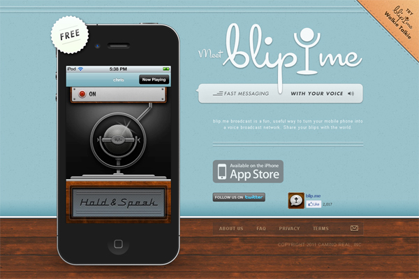 Blip - Washed Out/ Pastel Web Inspiration