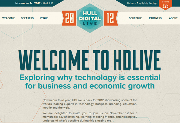 Hull Digital - Washed Out/ Pastel Web Inspiration