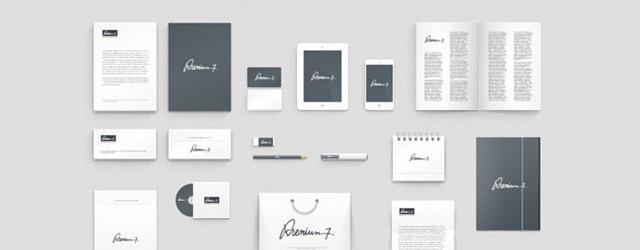 Corporate Identity Mockup PSD - Web Design Freebies