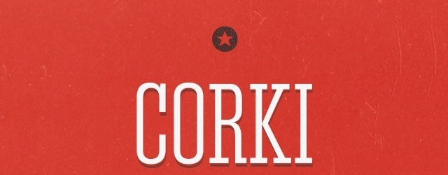 Corki Typeface - Web Design Freebies