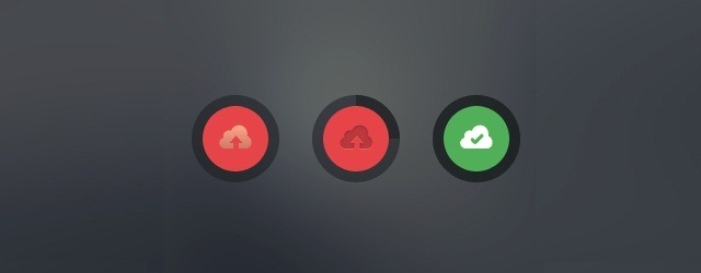 Upload Buttons PSDs - Web Design Freebies