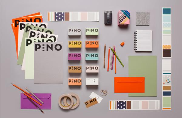PINO Branding - Branding Inspiration