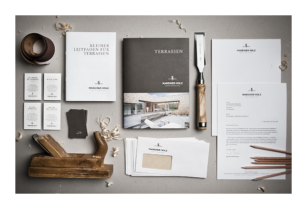 Mareiner Holz Branding - Branding Inspiration brand presentation