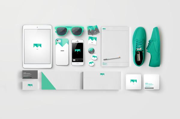 VisualMe by Marko Vuleta-Djukanov - Branding Inspiration