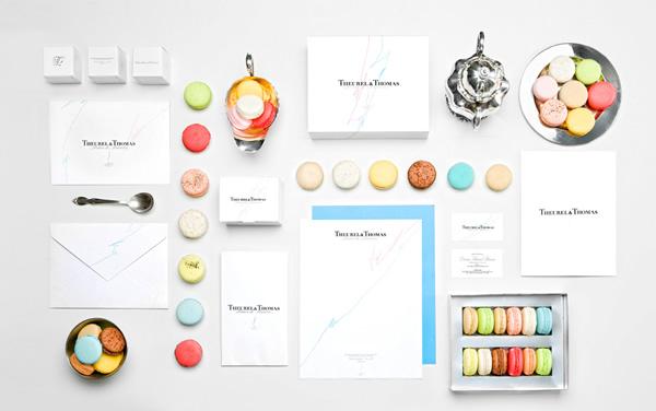 Theurel & Thomas Branding by Anagrama - Branding Inspiration