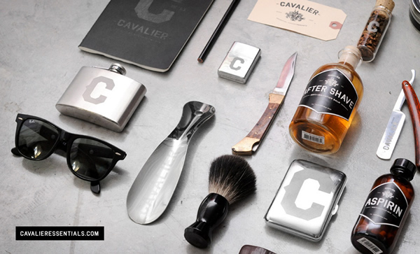 Cavallier Essentials - Branding Inspiration