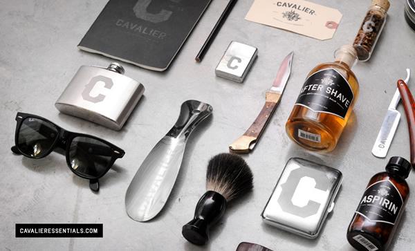 Cavallier Essentials - Branding Inspiration