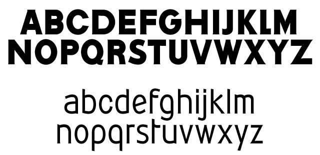 Corporata is a Free Font for Headlines