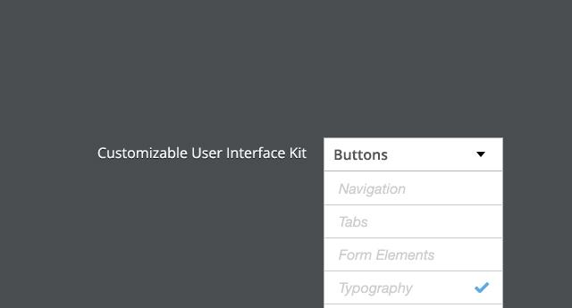 gumby framework responsive rwd ui kit