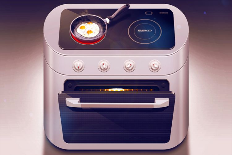 cooking range stove ios app icon iphone