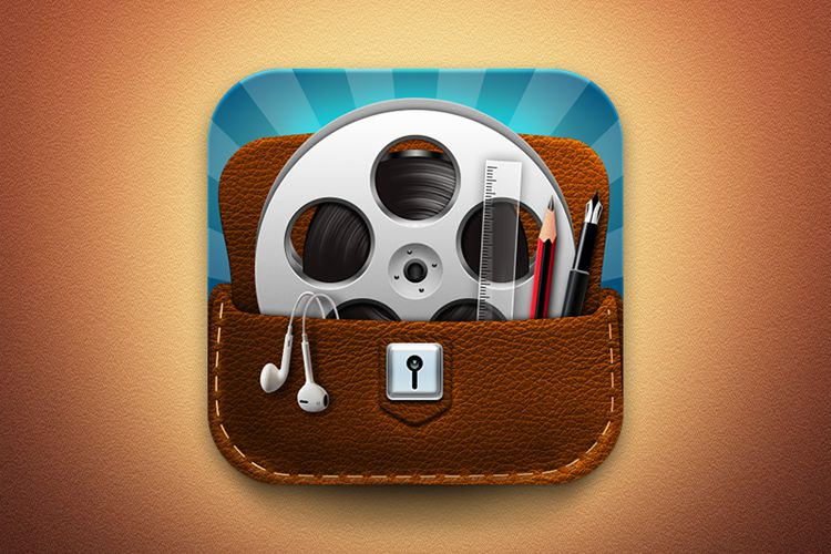 mobile movie filmoteka ios app icon