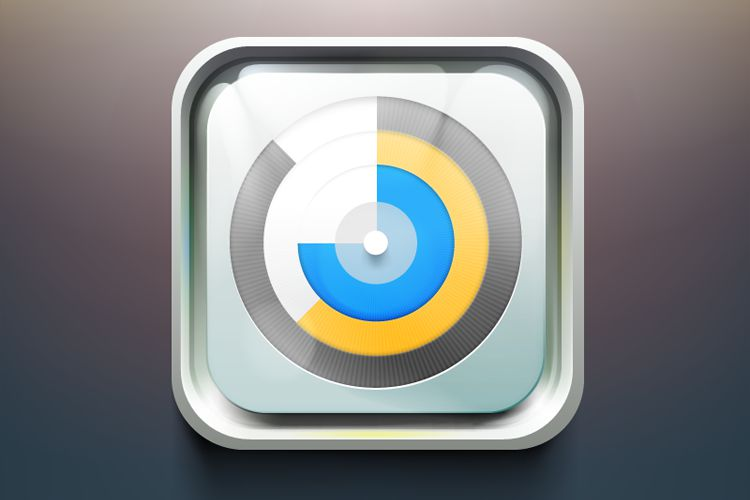 wakeup ios app alart icon mobile
