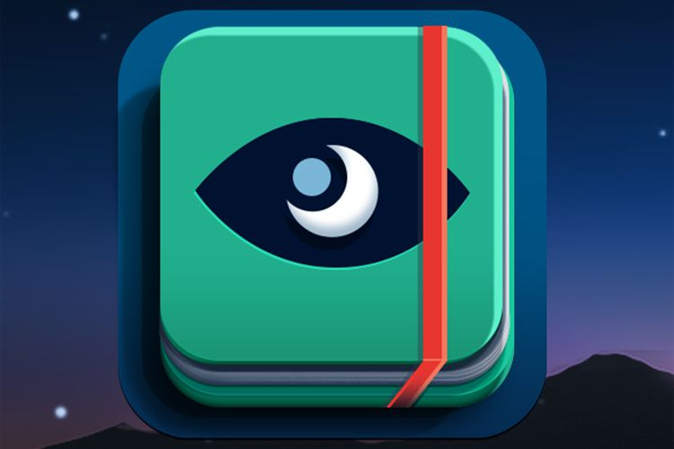 ld dream journal iphone app icon