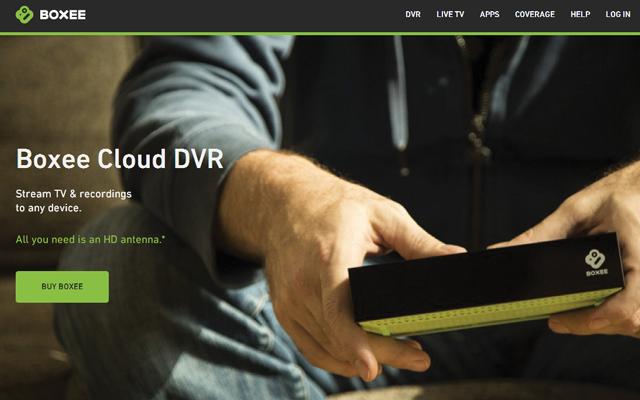 startup homepage background image fullscreen big photography boxee