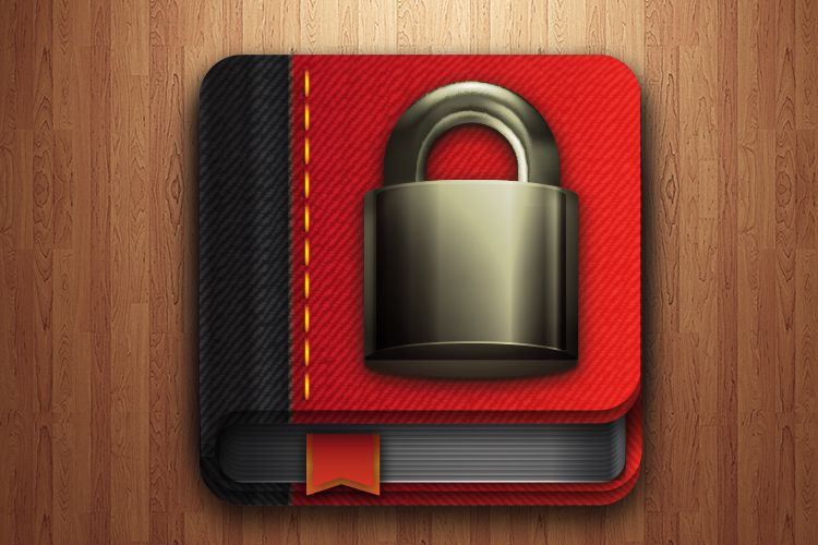 private journal app icon design inspiration
