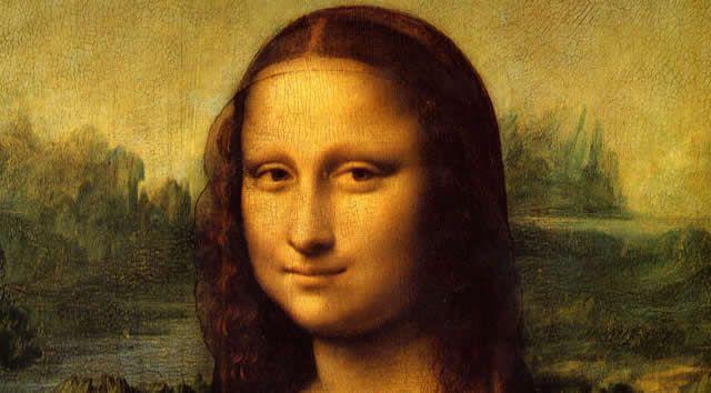 Mona lisa painting art