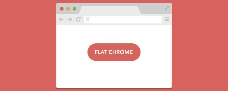 Flat Chrome