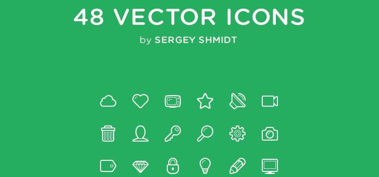 Linecons Web Font, AI, PSD, PNG, SVG & PDF Best Icon Sets