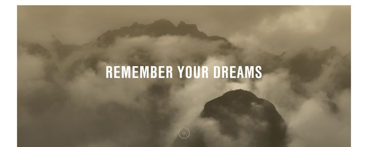 inspiration Shadow example modern minimalist web design