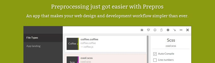 Prepros top 50 css tools resources 2013